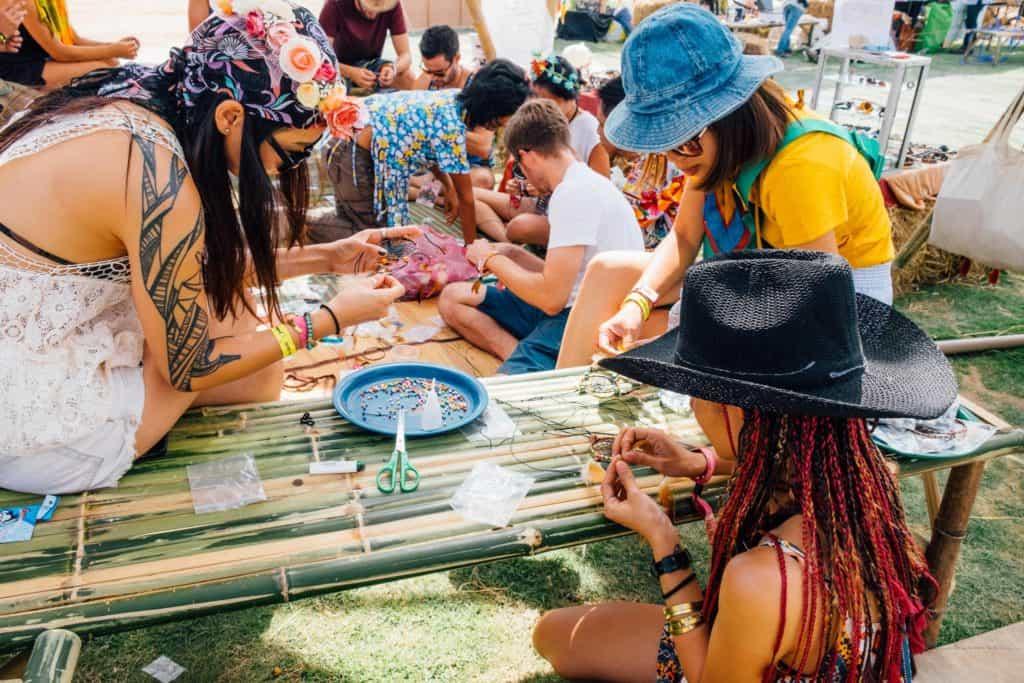 Wonderfruit Festival Pattaya Thailand Event Guide