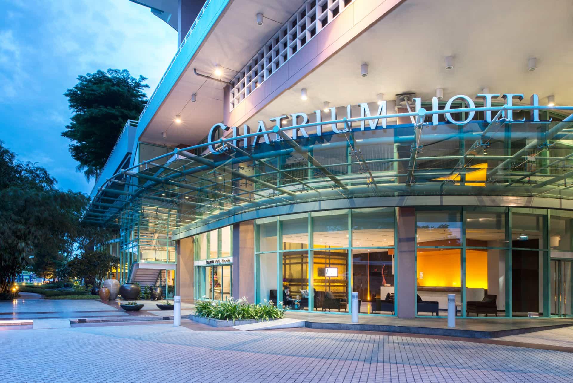 Bangkok Hotel Chatrium Riverside Thailand Event Guide