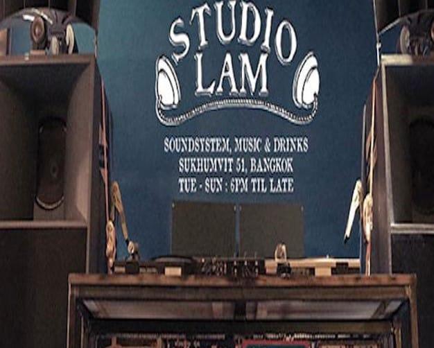 Advertising of Studio Lam in Bangkok Thailand Event Guide