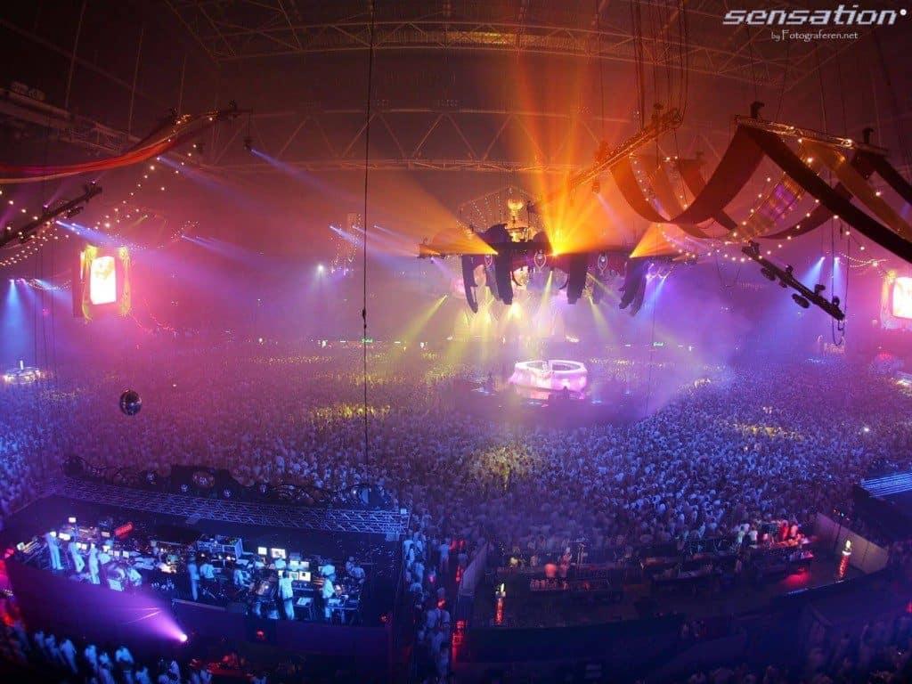 Sensation world's largest dance event. Thailand Event Guide