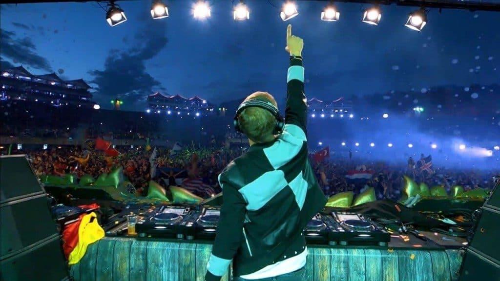 Armin van Buuren at Together Festival. Thailand Event Guide