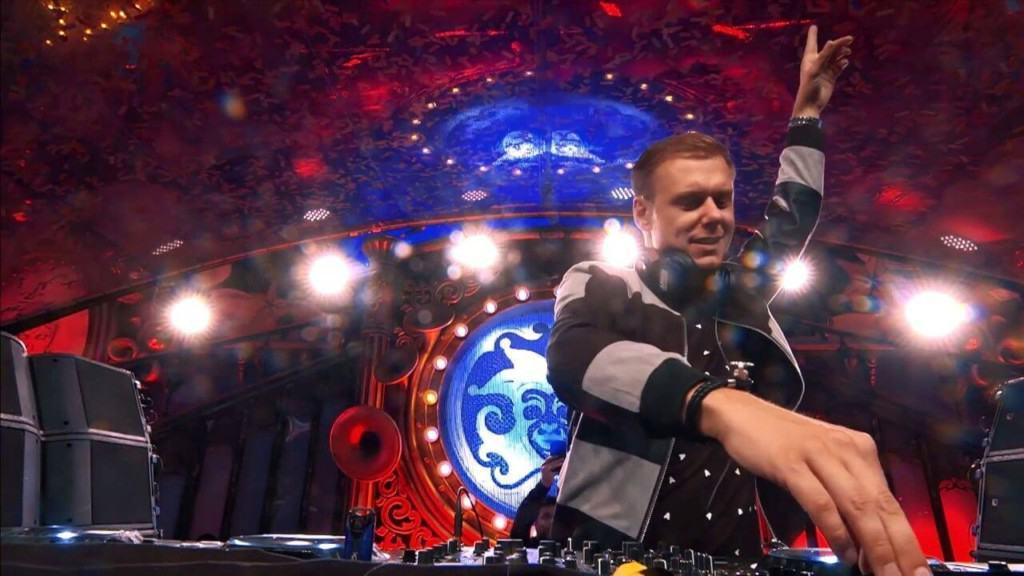 Armin van Buuren, Dutch DJ. Thailand Event Guide