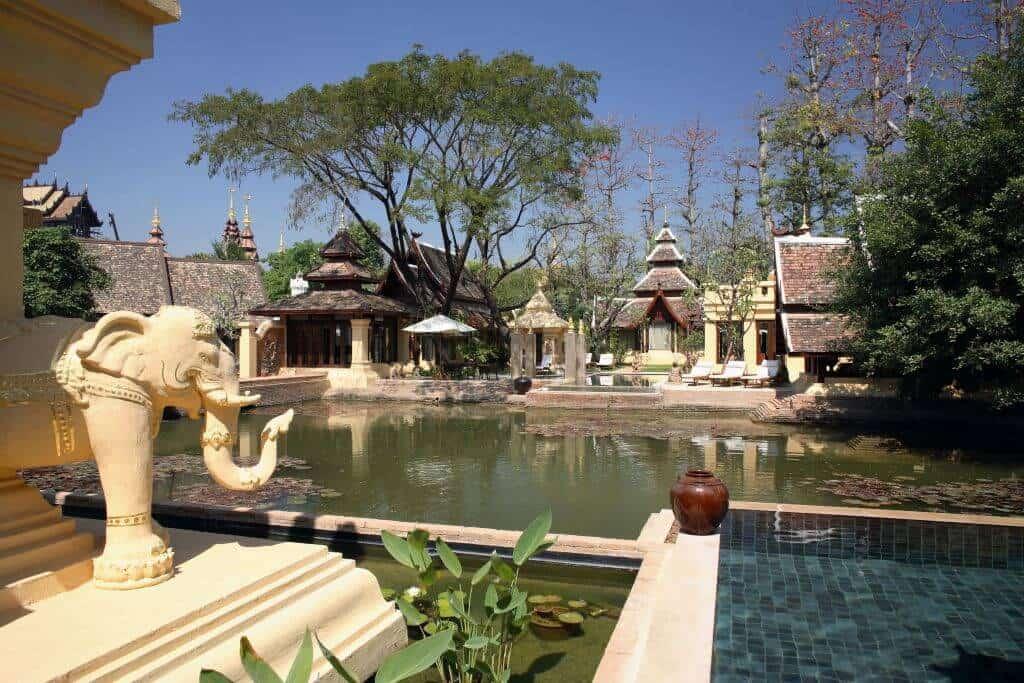 Dhara Dhevi in Chiang Mai, a Thailand hotel. Thailand Event Guide