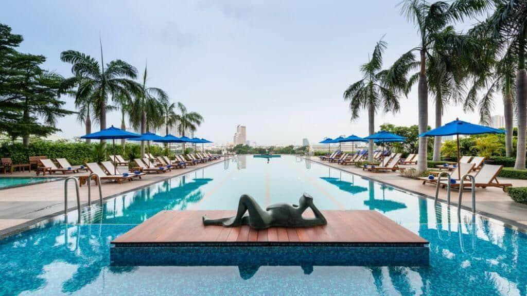 Hotels in Thailand: Bangkok Chatrium Riverside Hotel. Thailand Event Guide