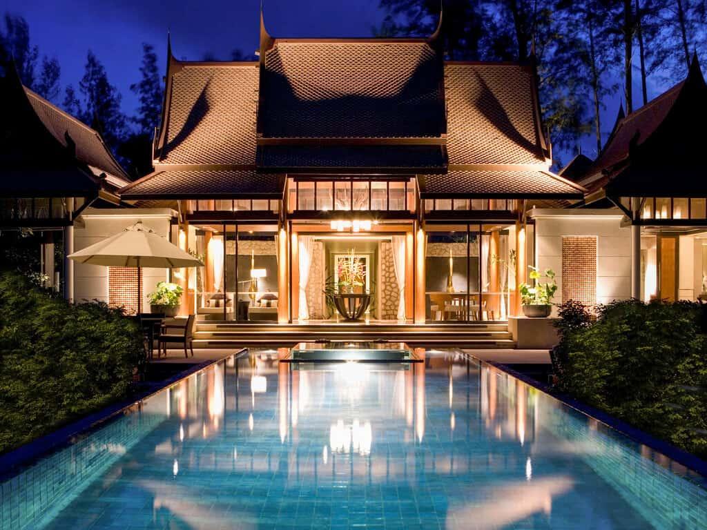 Banyan Tree Phuket Hotel at the Laguna compound in Phuket, Thailand Event Guide