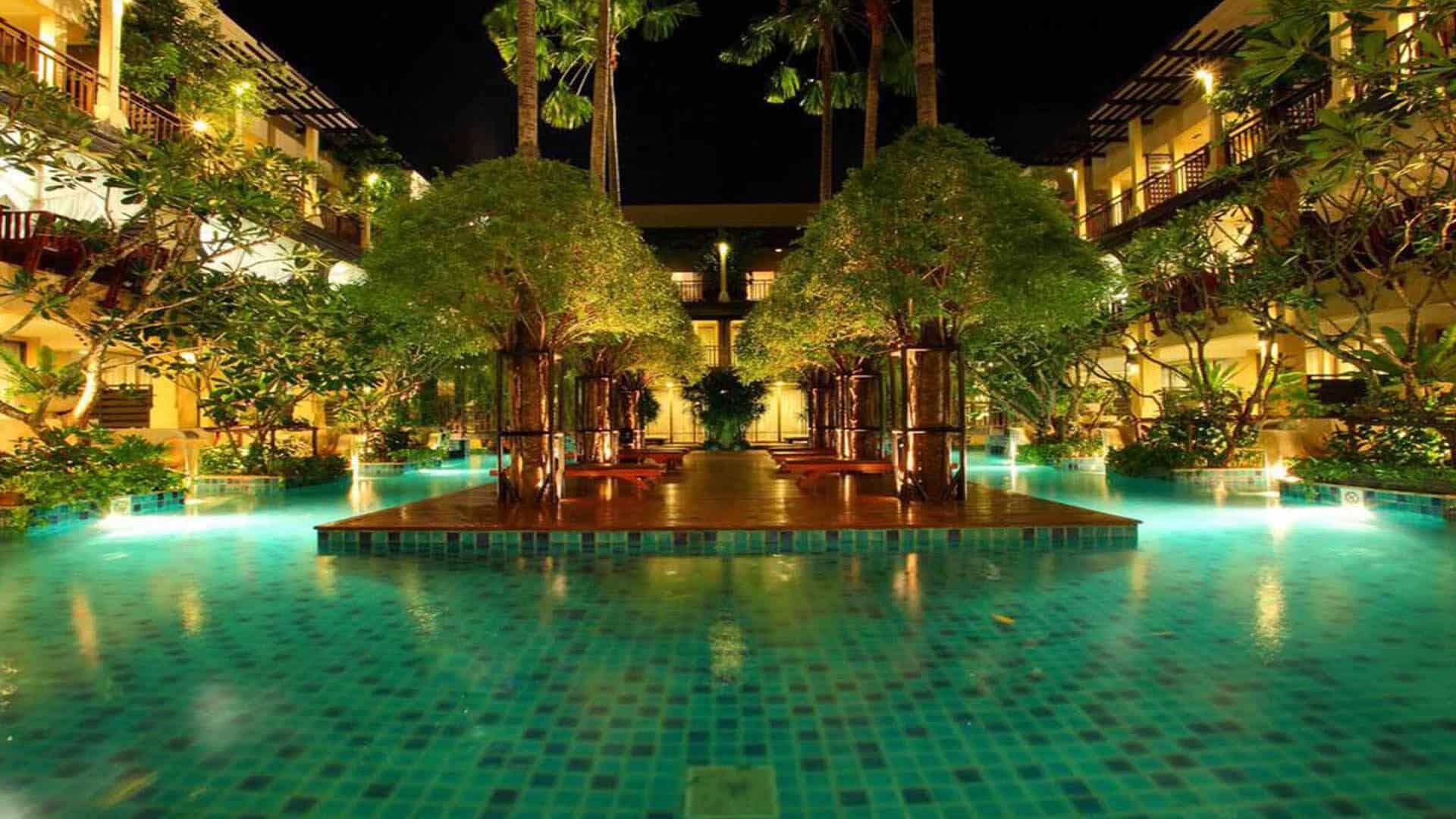 Burasari Resort in Patong, Thailand. Thailand Event Guide