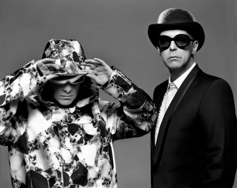 Pet Shop Boys, the duo of Neil Tennant and Chris Lowe from London in England have been on tour since 2016. Thailand Event Guide