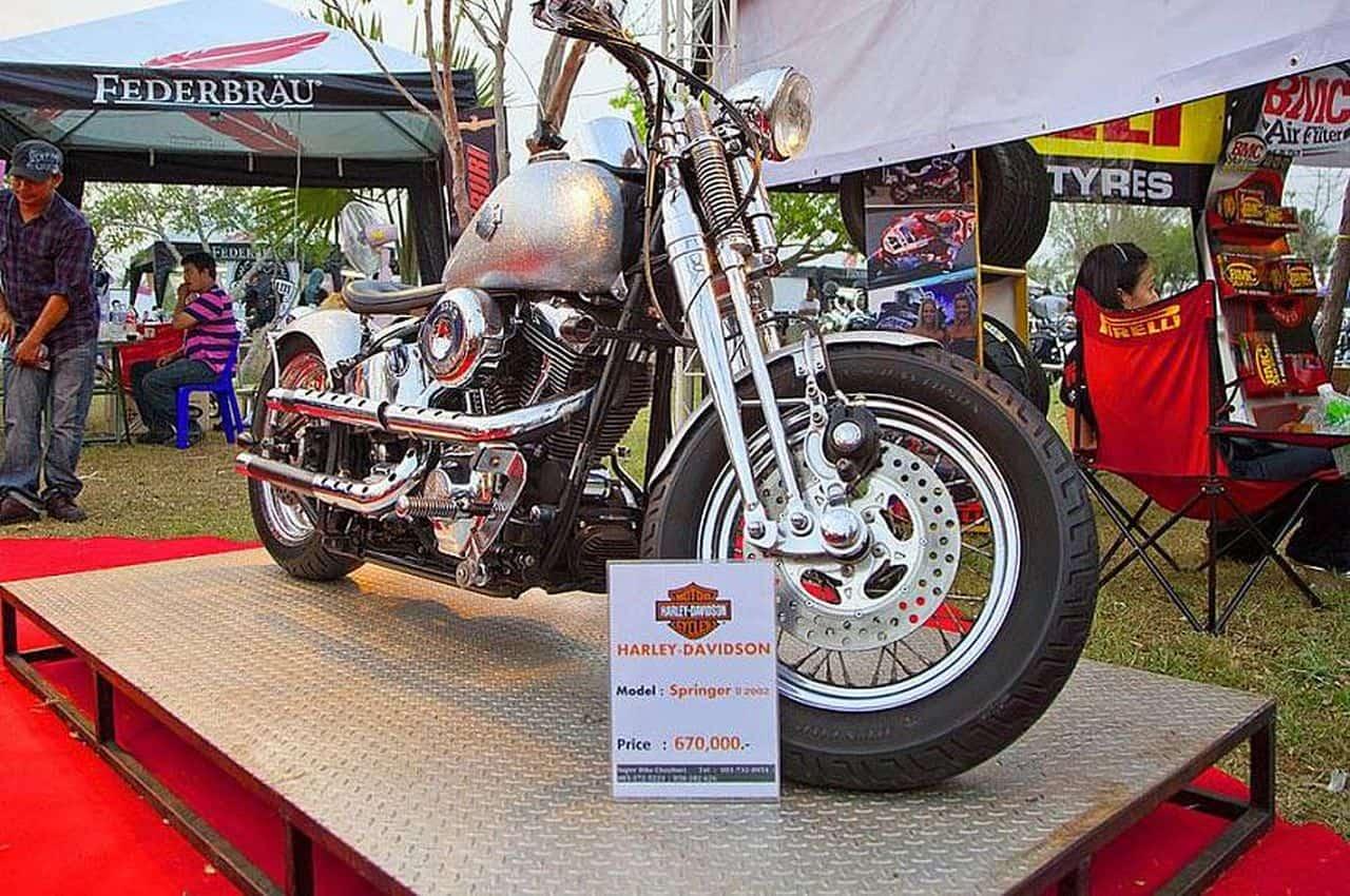 Burapa Bike Week Pattaya - Thailand Event Guide