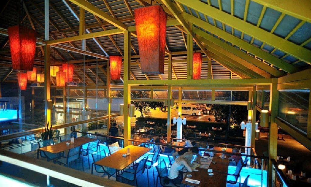 Beach club Cafe Del Mar in Phuket, Thailand. Thailand Event Guide