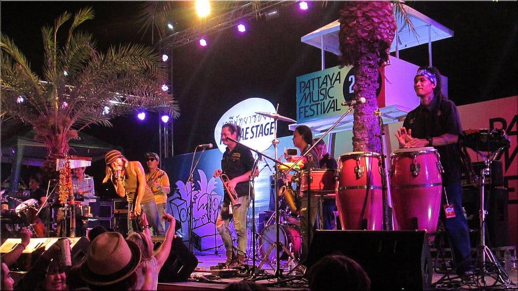 Pattaya Music Festival Thailand