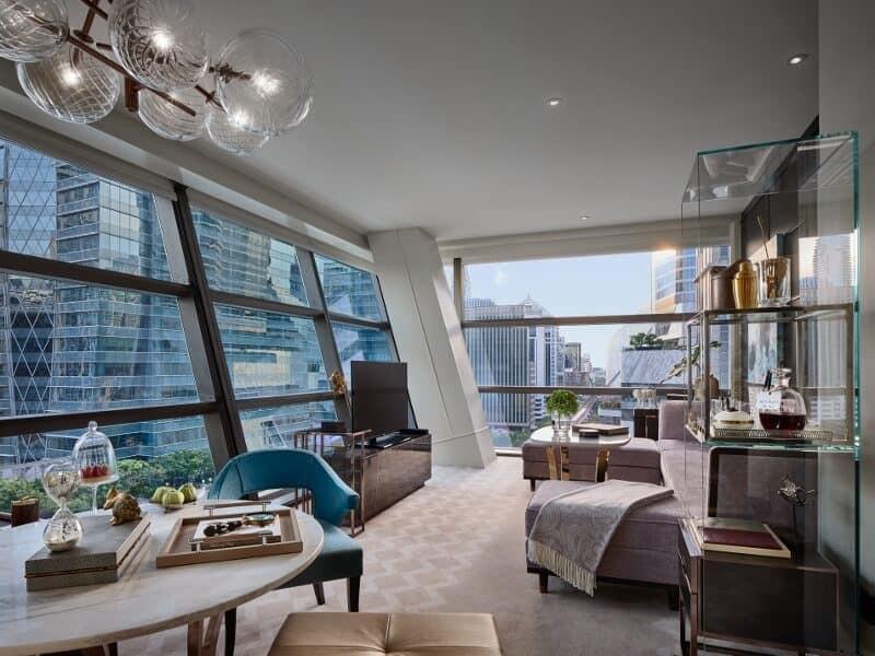 Rosewood Hotel Bangkok enriches Bangkok skyline of hotels. Thailand Event Guide