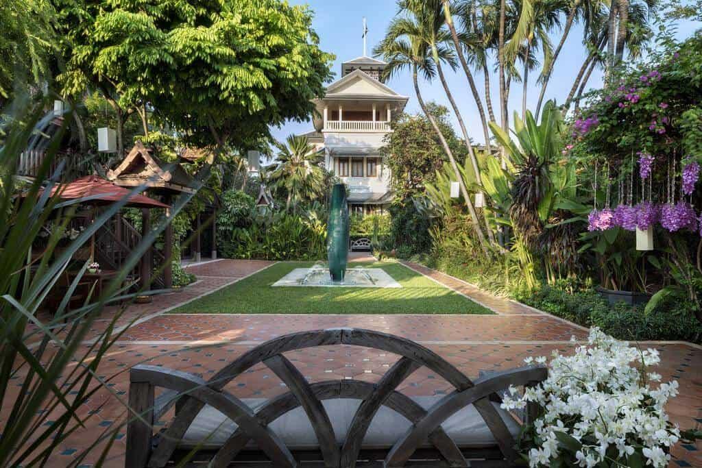Chakrabongse Villas in the heart of Bangkok. Thailand Event Guide