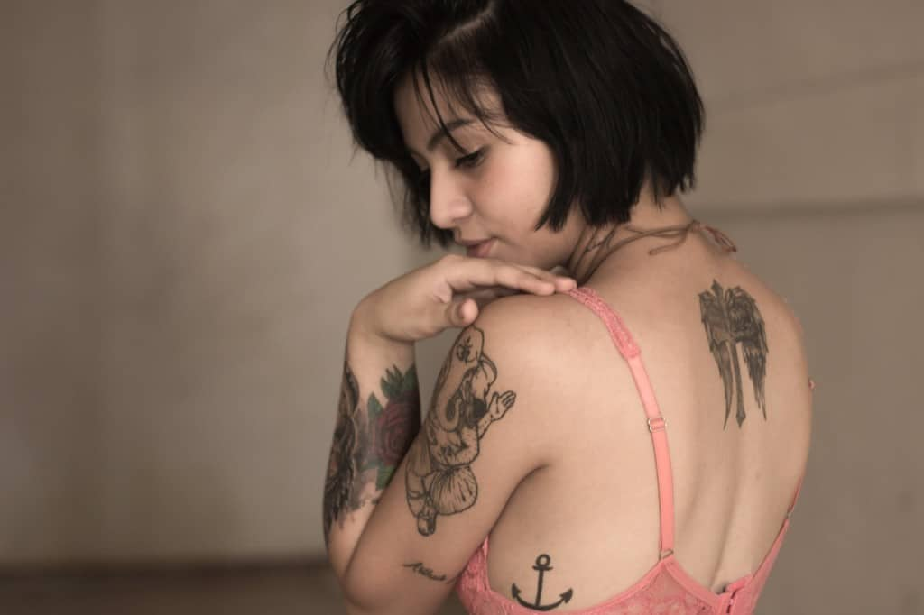 Tattoo Woman. Thailand Event Guide
