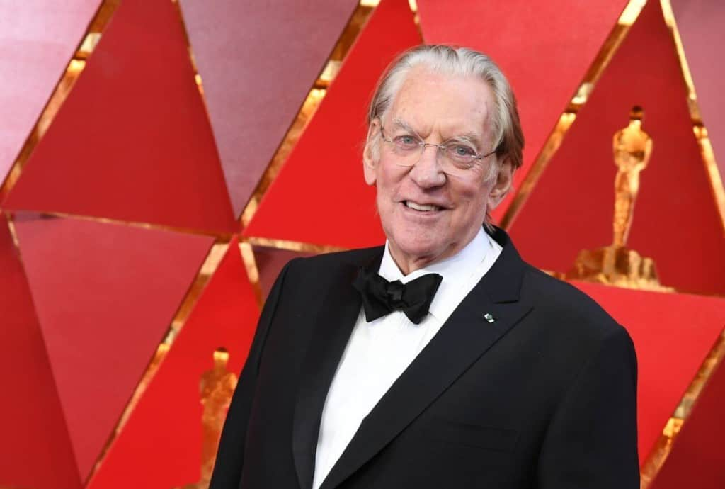 Donald Sutherland, Canadian Actor wins lifetime achievement award. Thailand Event Guide