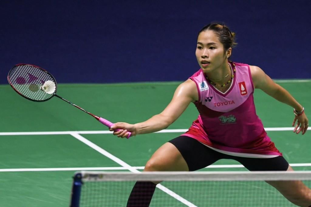 Rachanok Intanon Badminton Thai Open 1