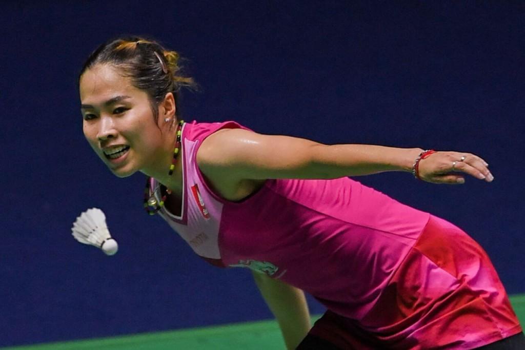 Rachanok Intanon Badminton Thailand Open 1