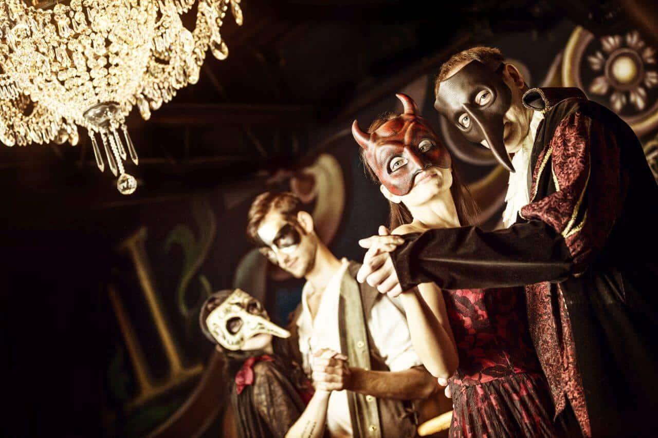 New Year Bangkok Masquerade at Rembrandt Bangkok Hotel. Thailand Event Guide