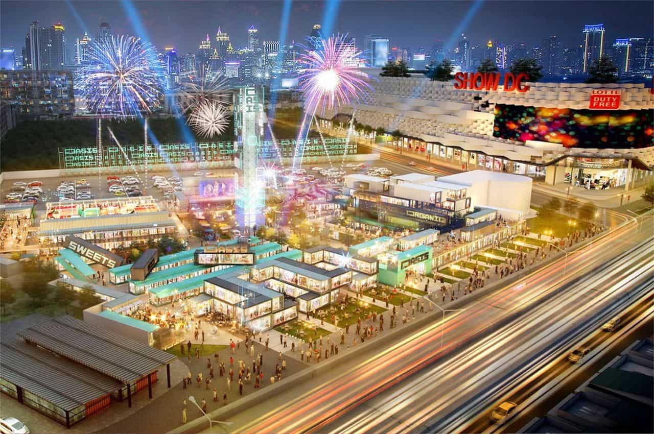 Bangkok EDM Festival at Show DC - Thailand Event Guide