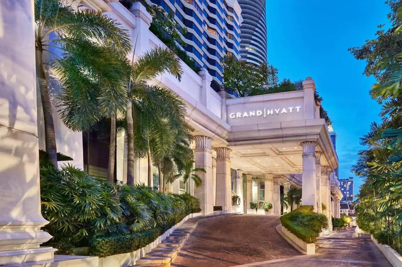 Grand Hyatt Erawan Bangkok - Thailand Event Guide