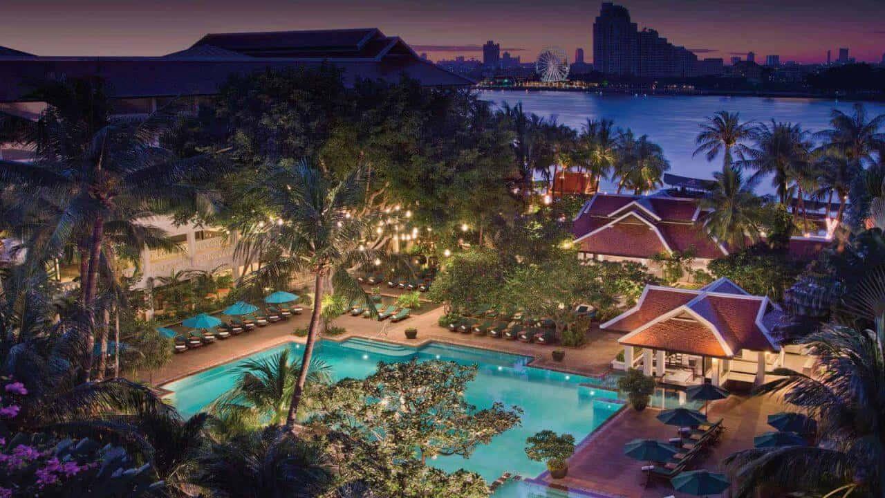 Best Bangkok Riverside Hotels - Anantara Riverside Bangkok. Thailand Event Guide