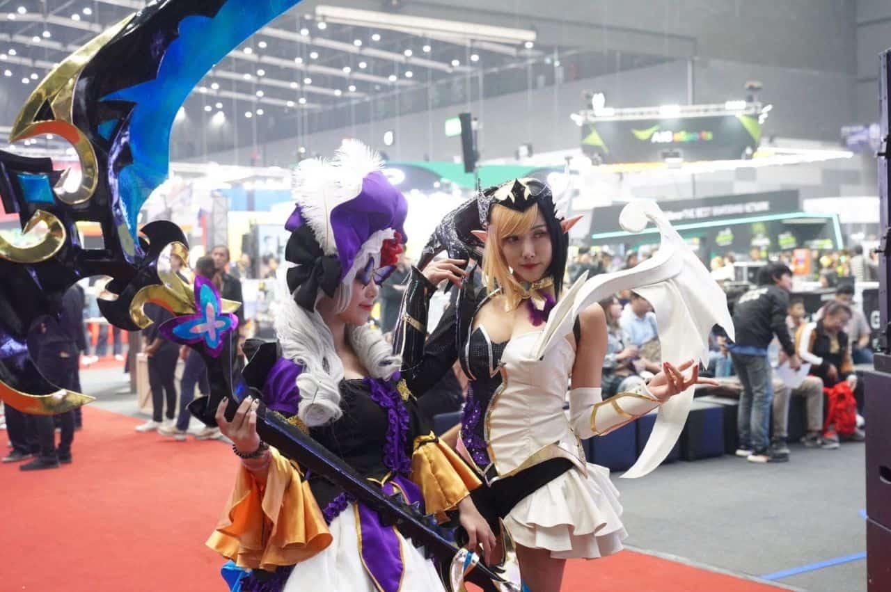 Thailand Game Expo by AIS eSports - Thailand Event Guide