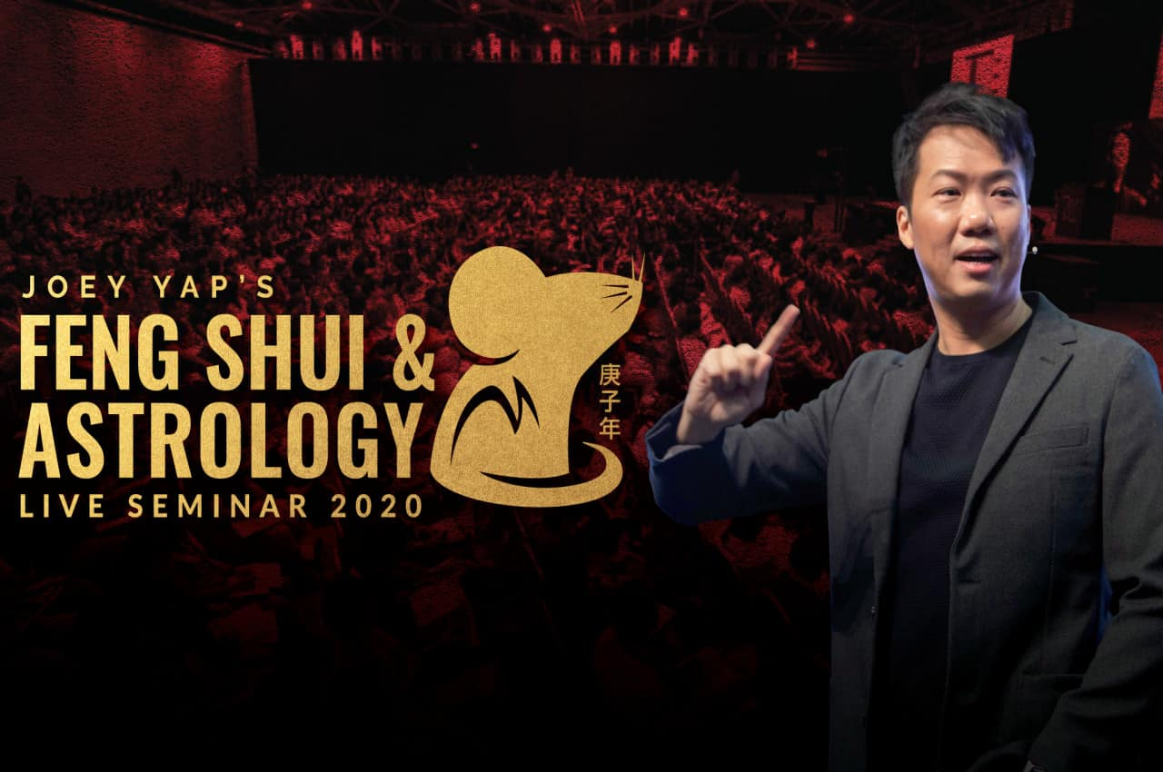 Joey Yap 's FAS including astrology and feng shui at Bangkok Impact Forum - Thailand Event Guide