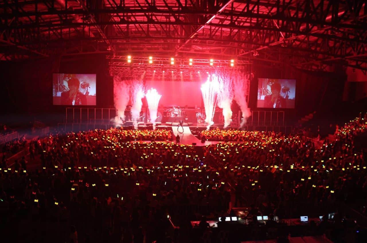 Thunderdome Concert Venue Bangkok, Music Hall Bangkok - Thailand Event Guide