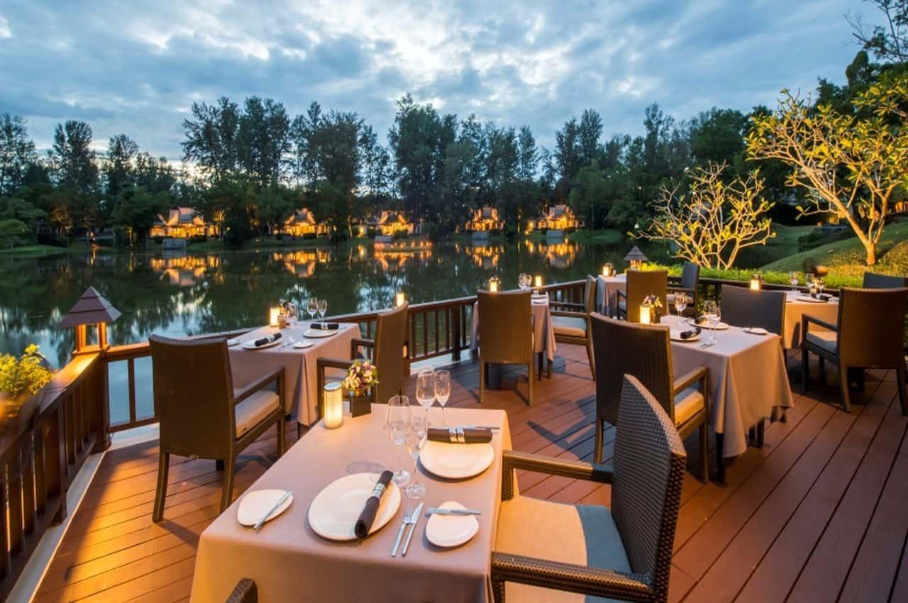 Tre Dining Banyan Tree Phuket - Thailand Event Guide