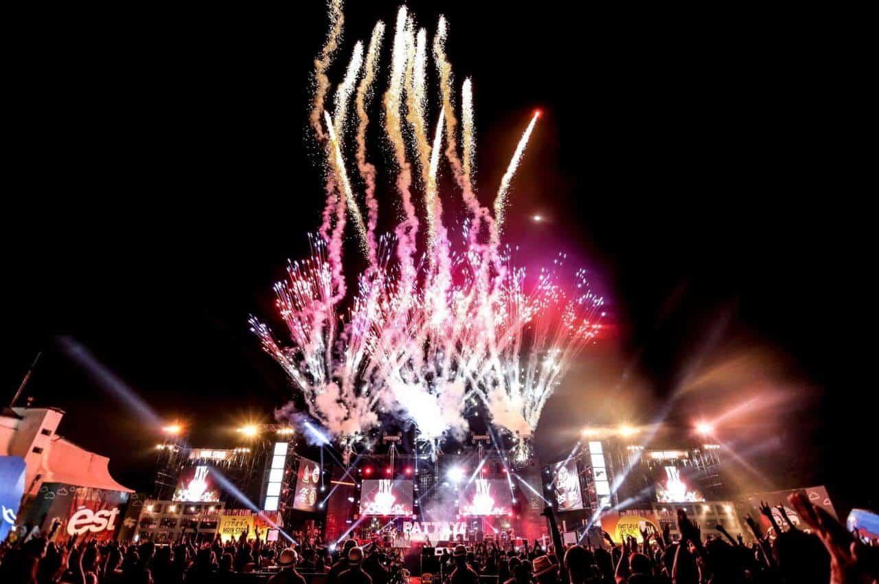 Tropixx Music Festival Pattaya - Thailand Event Guide