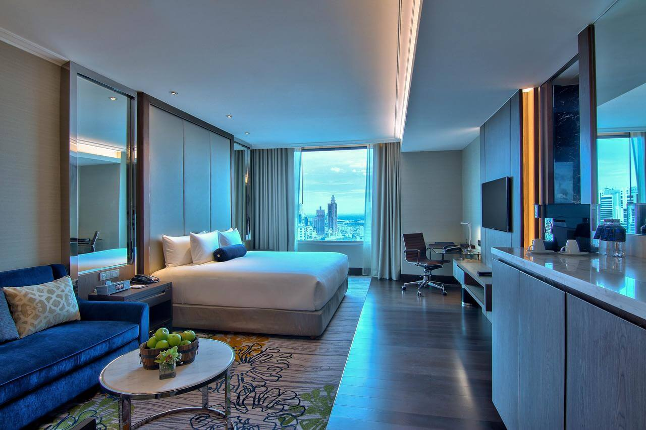 Bangkok hotel opening, hotel re-opening post COVID. Thailand Event Guide