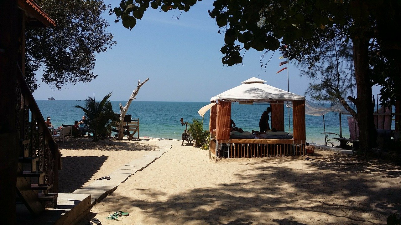 Five Holiday Islands in Thailand. Thailand Event Guide