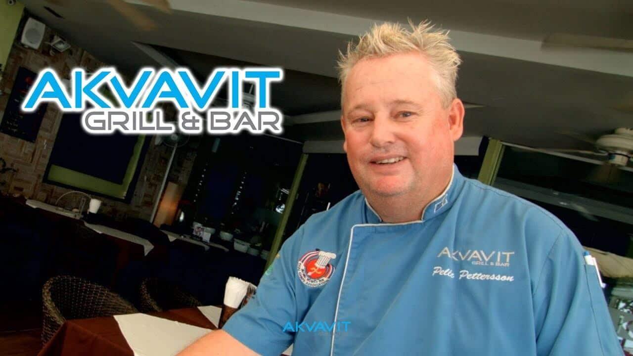 Akvavit bar & grill - Best Restaurants in Jomtien