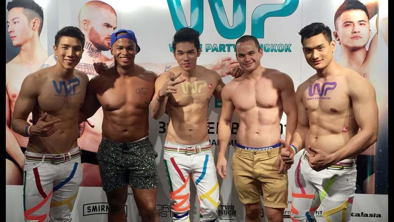 Bangkok Gay LGBT Scene