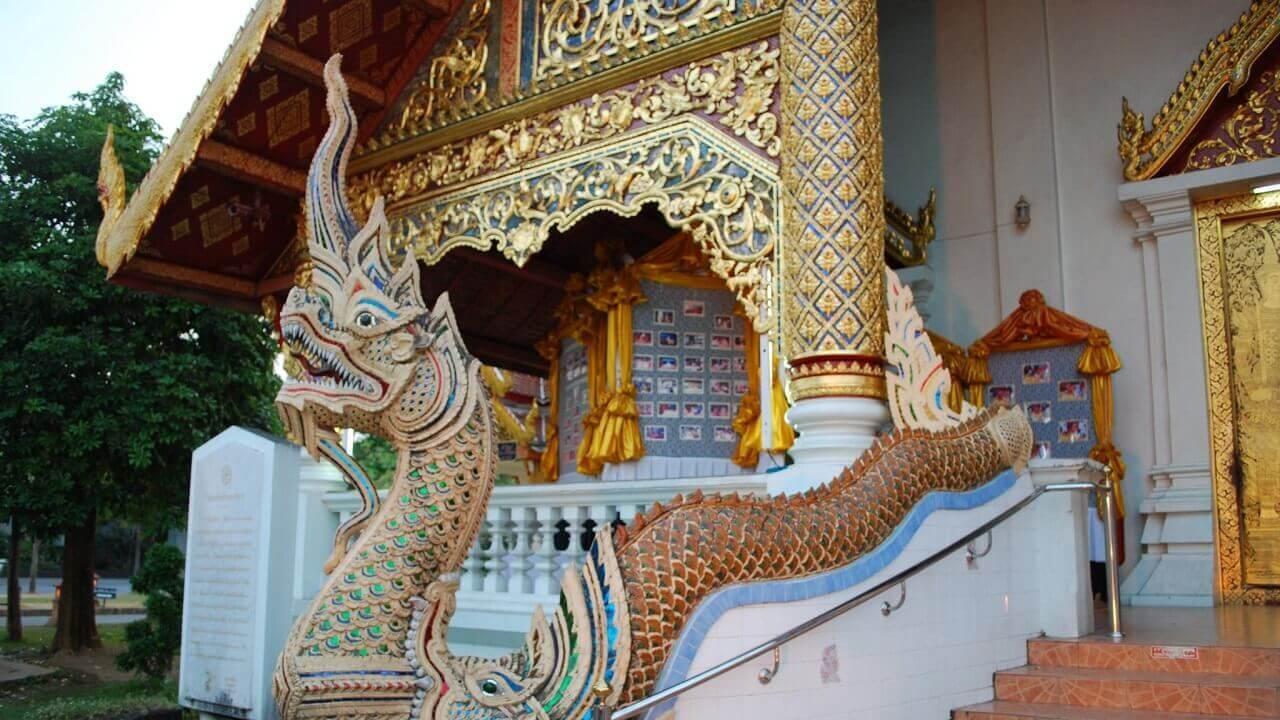 Thai Mythical Creatures