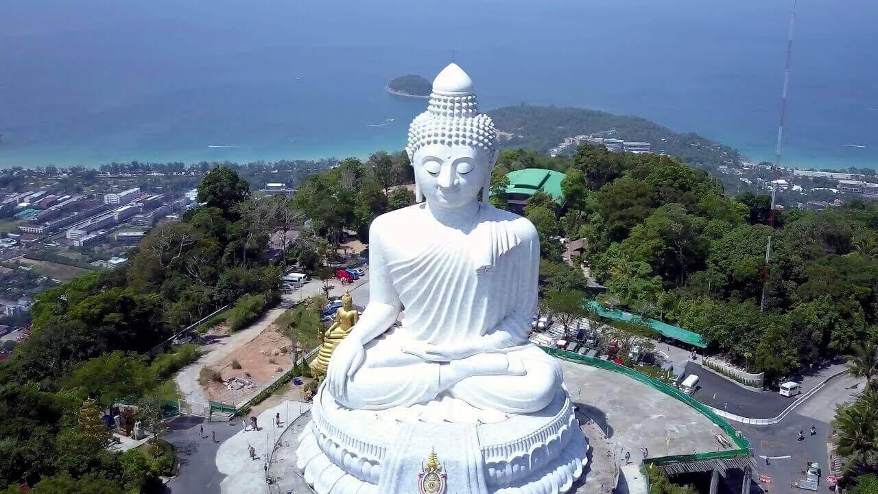Phuket Big Buddha - Best Attractions in Phuket