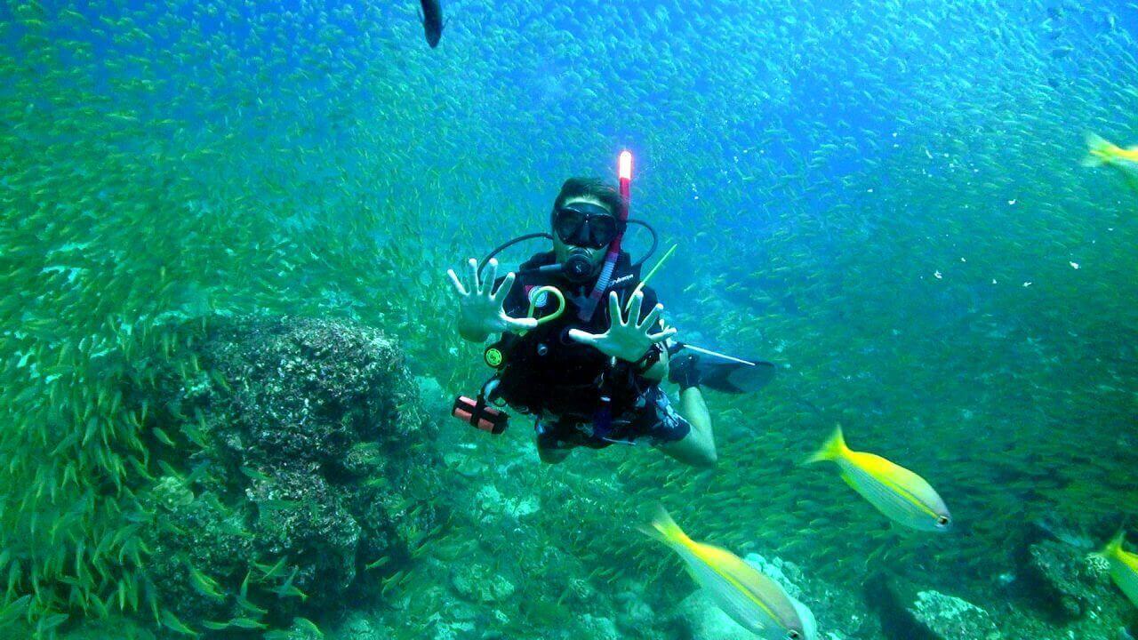 Thailand Scuba Diving - Amazing Thailand Holidays