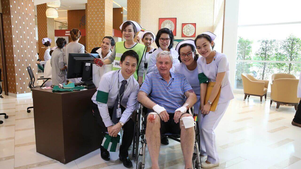Thailand Hospital and Medical Care