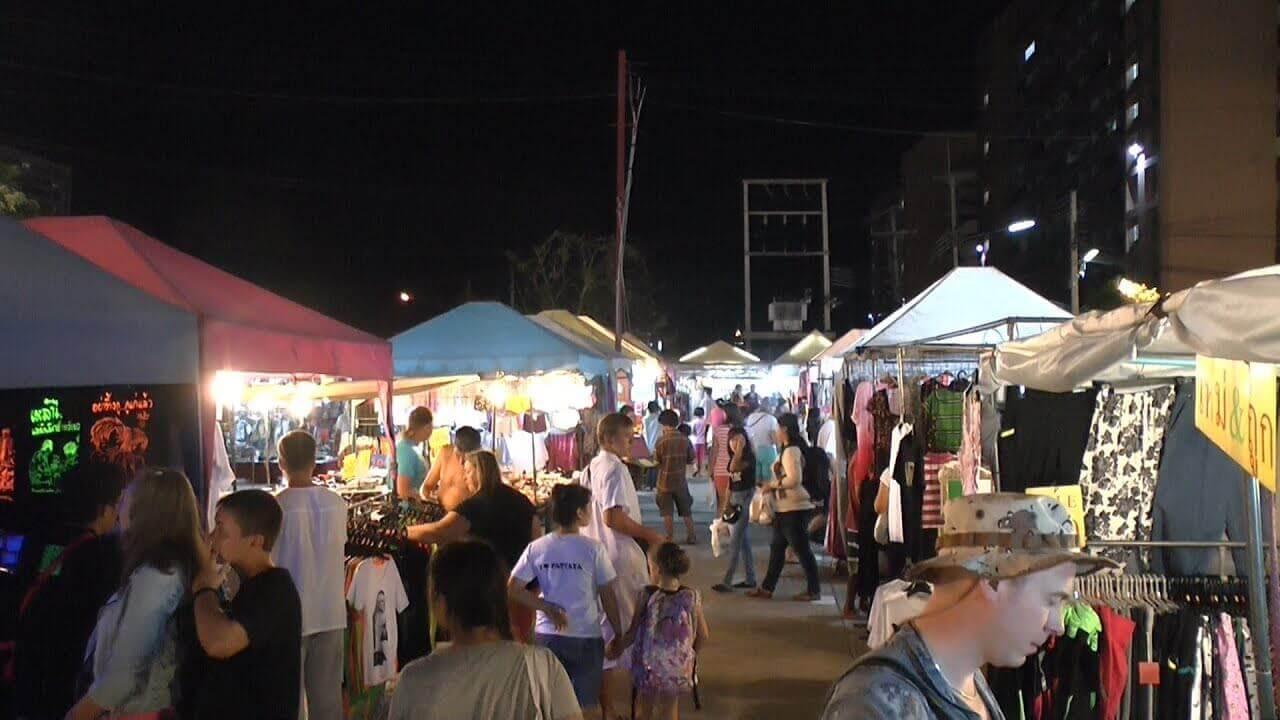 Pattaya Night Markets