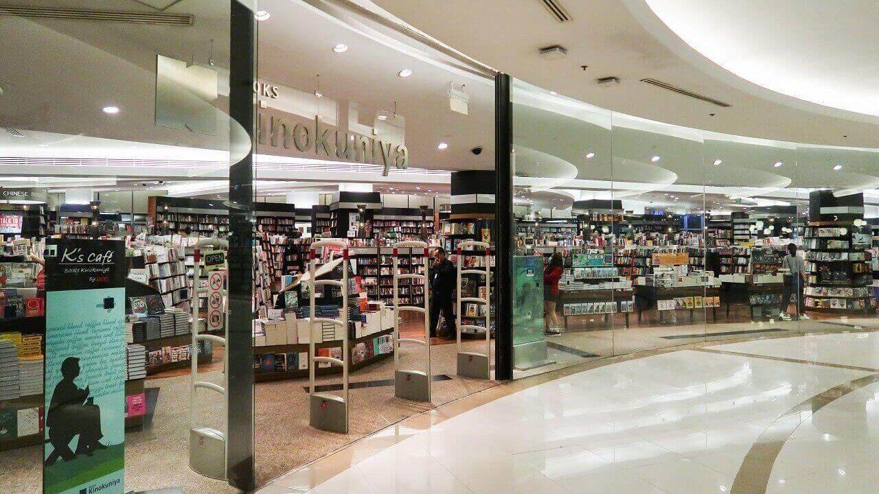 Best Thailand Book Store