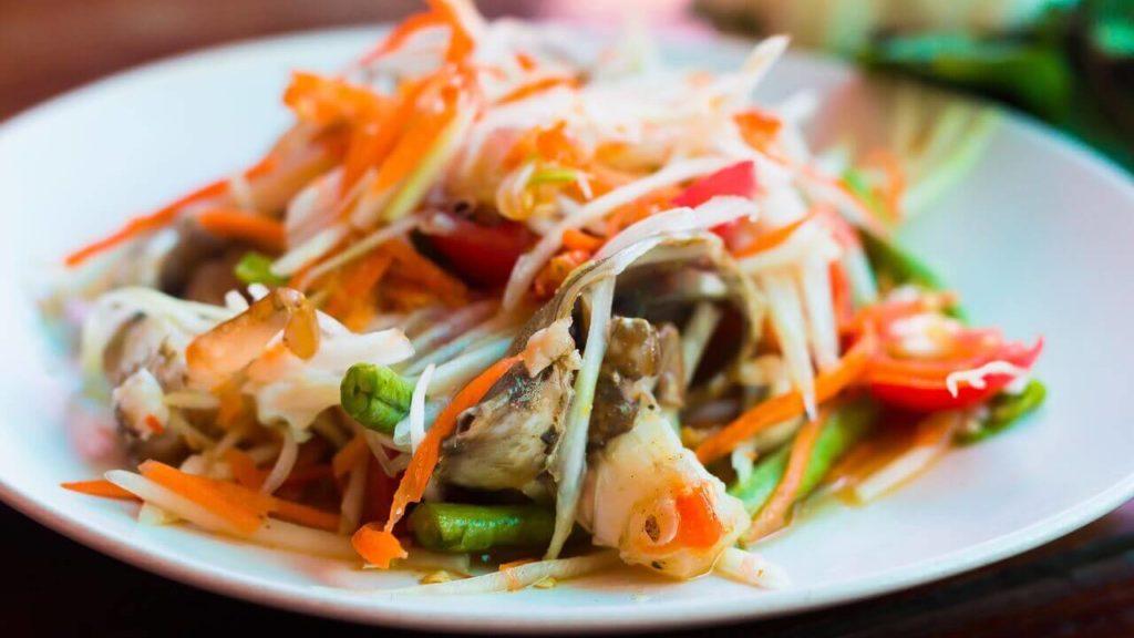 Somtam Thai Salad