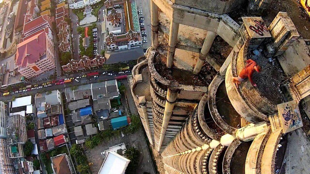 Bangkok Ghost Hunting Tower