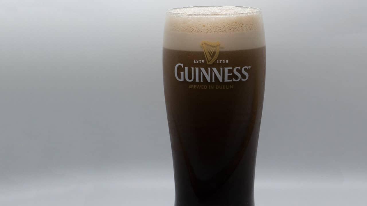 Guinness Beer in Phuket Bars