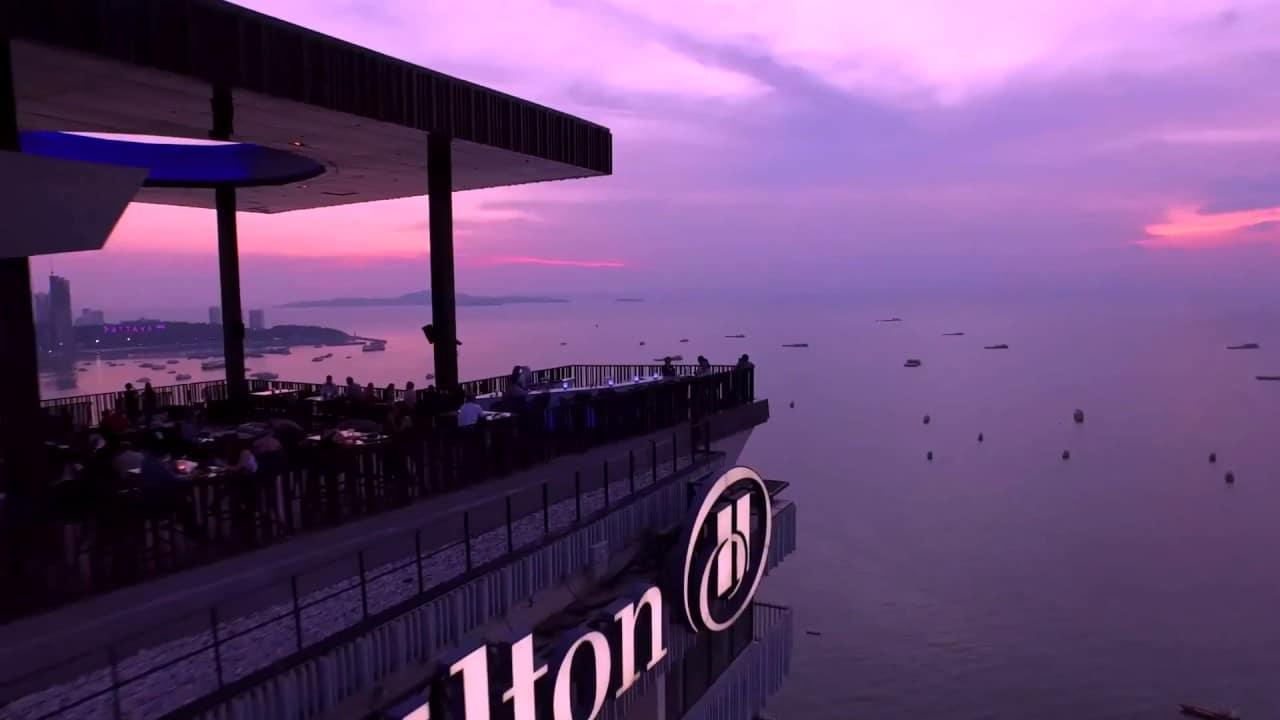 Horizon Pattaya Rooftop Lounge