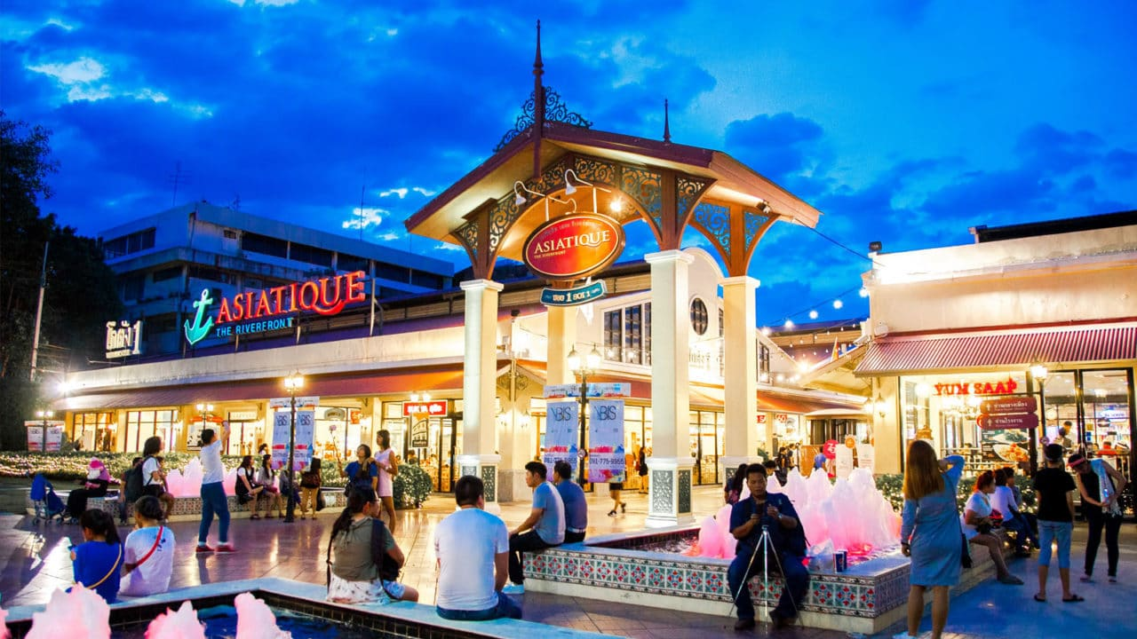 Top-10 Bangkok Shopping Options