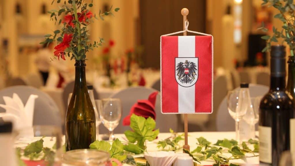 Austrian Gemütlichkeit - TAS Bangkok Dining Event