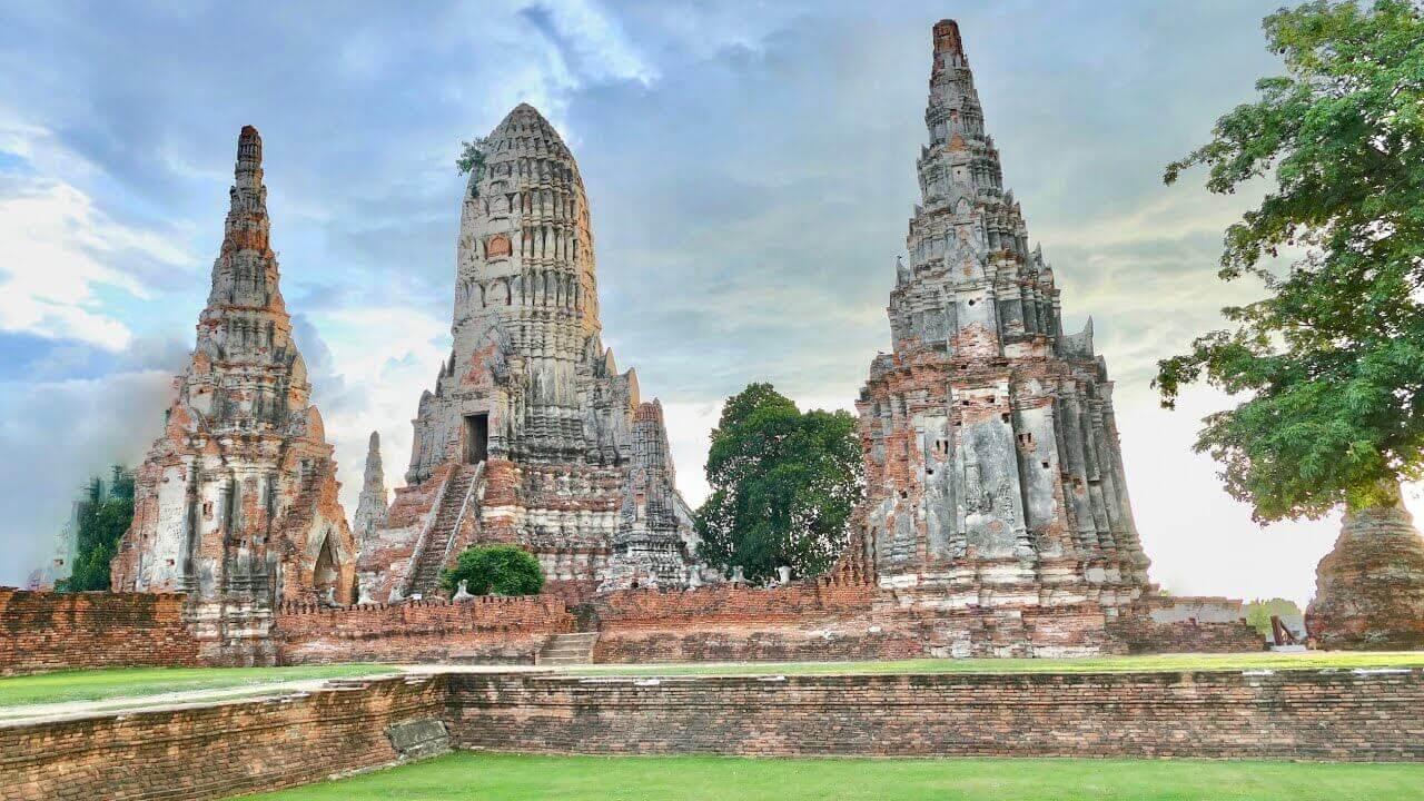 Thai Travel Advice: Ancient Ayutthaya