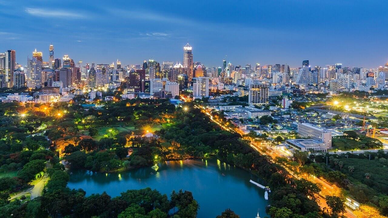 Lumpini Park Bangkok - Bangkok Attractions