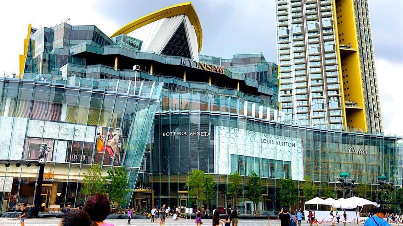 Bangkok Shopping Malls - Icon Siam Shopping Mall