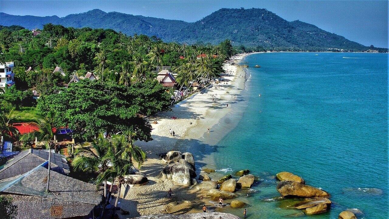 Koh Samui Beaches - Guide to Living in Samui