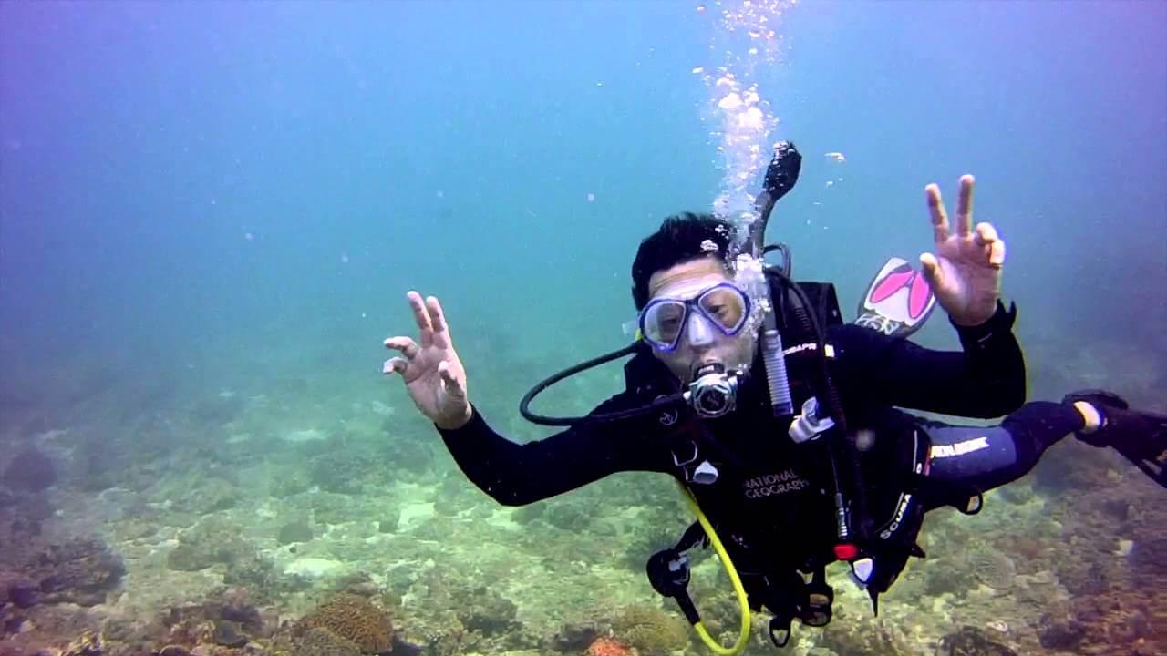 Krabi Holida - Scuba Diving in Krabi, Thailand
